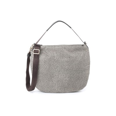 BORBONESE HOBO BAG 934772296C45